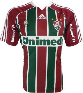 Camisa Fluminense Oficial I 2011/12-campeão Brasileiro