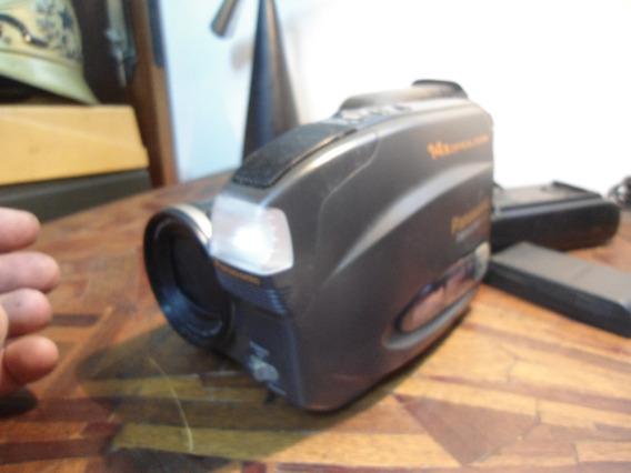 Câmera Filmadora Panasonic Pv-a207 - No Estado