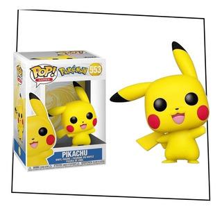 Funko Pop! - Pokemon - Pikachu #553