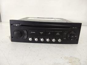 Rádio Peugeot 3008 - Mr1575 Auto Peças