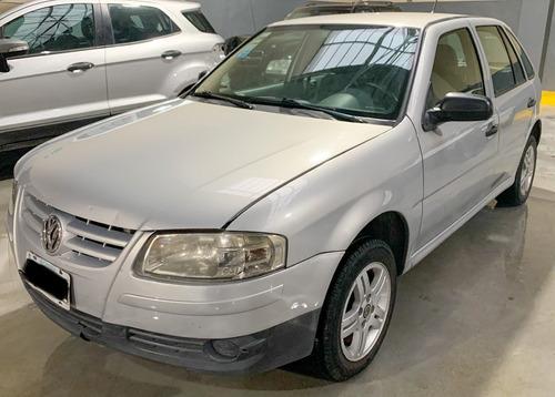 Imagen 1 de 10 de Volkswagen Gol 1.9 Sd