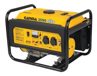 Grupo Electrogeno Generador Gamma 3500 Elite 3100w Distor