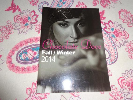 Revista/catálogo Com Dani Bolina,aline Riscado E Sacramento