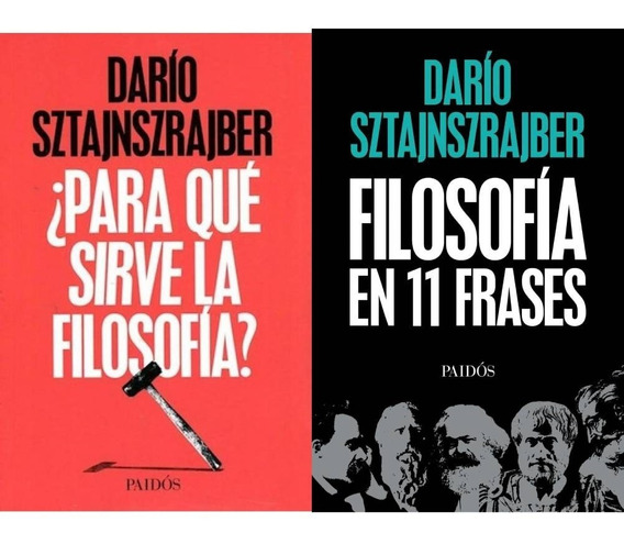 Pack Dario Z - Para Que Sirve La Filosofía + En 11 Frases