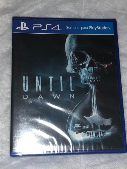 Until Dawn - Playstation 4 - Português