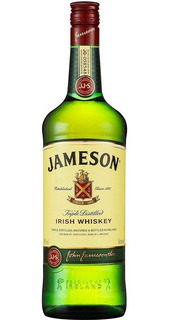 Whisky Jameson Irlandes Botella 1 Litro Triple Destilado