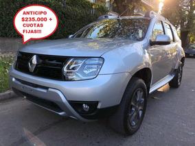 Renault Duster 2.0 4x4 Privilege 2015 Unica Permuto Financio
