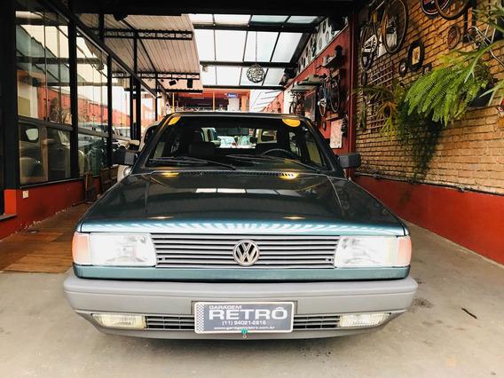 Volkswagen Gol Cl 1.8 Álcool Turbo Garagem Retrô