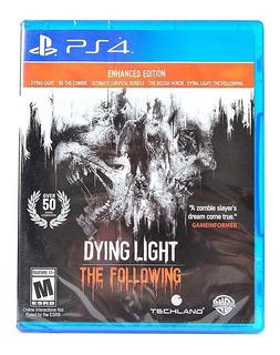 Dying Light Enhanced Edition Ps4 Nuevo Sellado Fisico