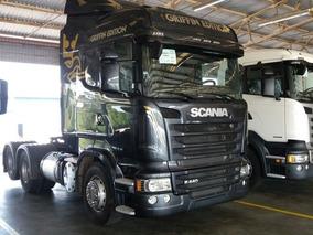 Entrada De R$ 10.200,00 Scania R 440 0km