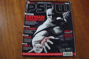 Revis Digerati Ps3w 44 / Batman Arkhan City La Noire Fifa