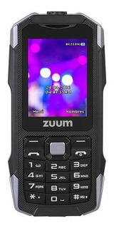 Celular Zuum Hidra Ii 4 Mb Negro Pm-2112113