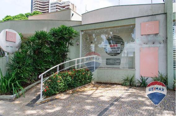 Imóvel Comercial No Coração Do Cambuí, Rua Emilio Ribas, Excelente Para Clínicas Ou Escritórios - Ca0373