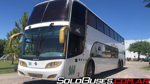 Bus Omnibus 2012 - Sudamerica 60 Mix Muy Buen Estado Scania