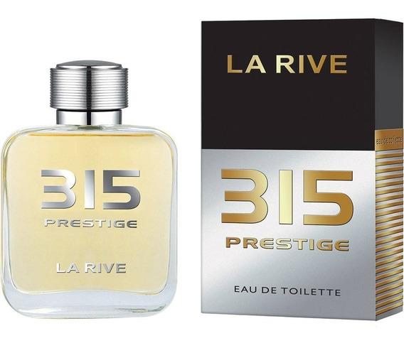 Perfume La Rive 315 Prestige Masculino Eau De Toilette 100ml