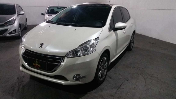 Peugeot 208 2015 1.6 16v Griffe Flex Aut. 5p