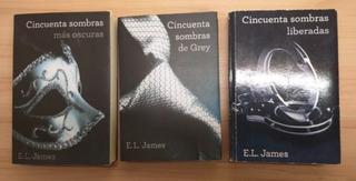 Libros 50 Sombras De Grey Los 3 Oferta