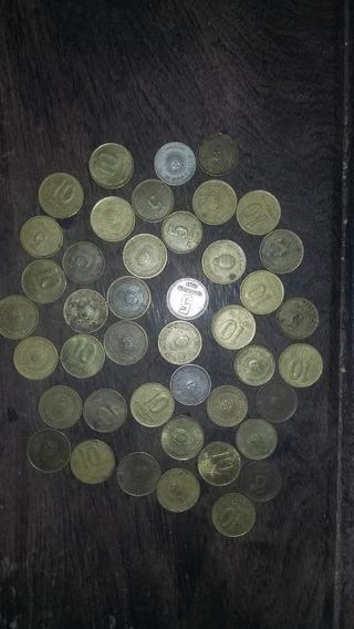 Monedas De 5 Y 10 Centavos Argentina Para Coleccionar