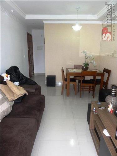 Apartamento Para Venda Por R$400.000,00 - Vila Guilherme, São Paulo / Sp - Bdi19407