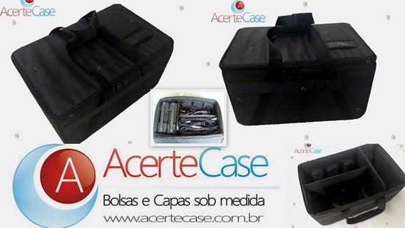 Soft Case, Bag , Para Kit De Fios E Adaptadores