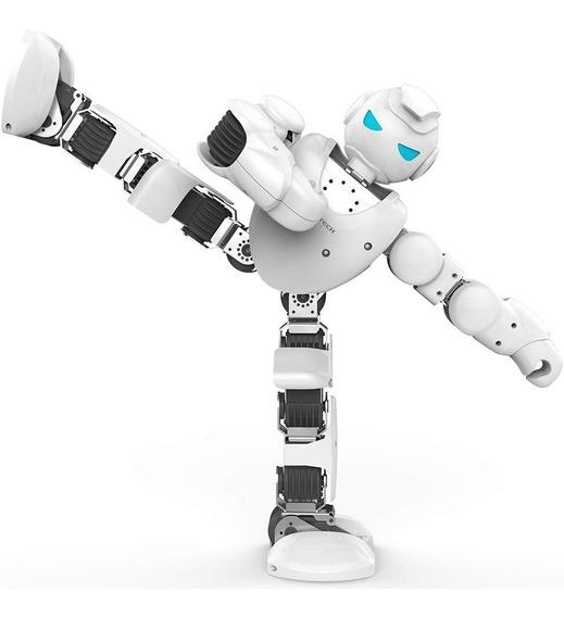 Robô Ubtech Alpha 1s Intelligent Humanoid Robotic (white)