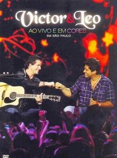 AO E LEO EM NOVO DVD VICTOR FLORIPA BAIXAR VIVO