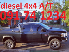 Dodge Ram Diesel 2500 5.9 4x4 At Permuta Oportunidad