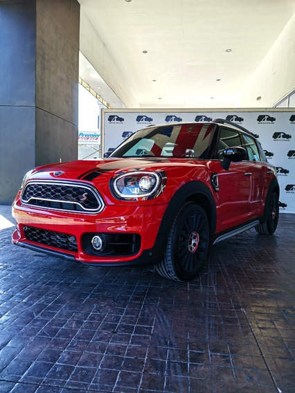 Mini Cooper S Countryman Hot Chili 2020