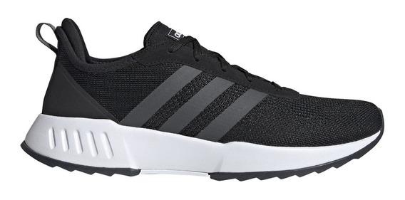 Zapatillas adidas Phosphere Negro/blanco - Running - Hombre