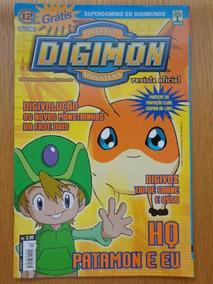 Revista Oficial Digimon #12