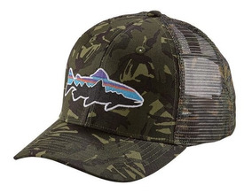 Gorro Patagonia Trout Trucker Hat Bgcf