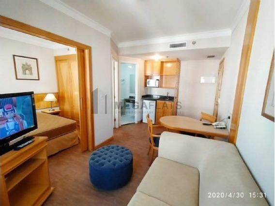 02464 - Flat 1 Dorm, Pinheiros - São Paulo/sp - 2464