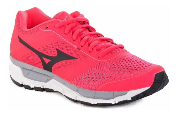 Zapatillas Mizuno Synchro Mx W Running Mujer Importadas