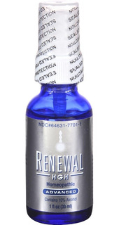 Renewal Hgh Advanced 30ml Gh Spray® (importado) Gh Natural