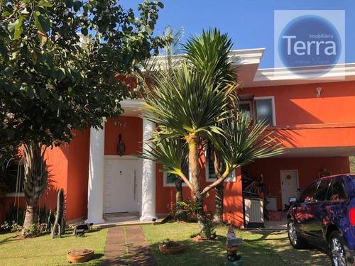 Casa Com 5 Dormitórios À Venda - Parque Das Artes - Granja Viana - Ca2362