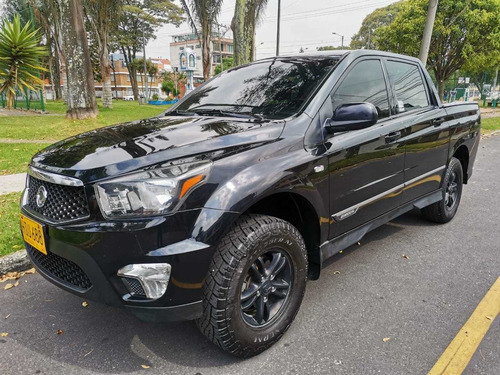 Ssangyong New Actyion Sports 4x4 Diesel 2.0cc