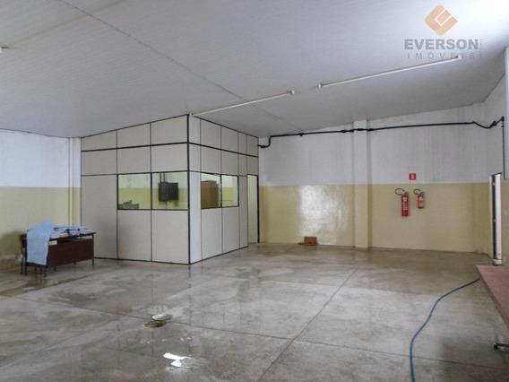 Salão Comercial Para Locação, Jardim Conduta, Rio Claro - Sl0026. - Sl0026