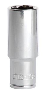 Dado Largo 21mm 6 Puntos Cuadro 1/2 Mikels Herramienta