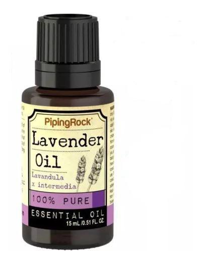 Aceite Esencial De Lavanda 100 % Puro 15ml