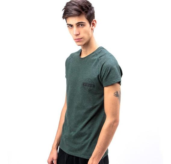 Remera Vicus Liner Verde