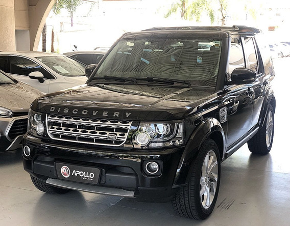 Land Rover Discovery 4 3.0 Hse 4x4 V6 24v Bi-turbo Diesel