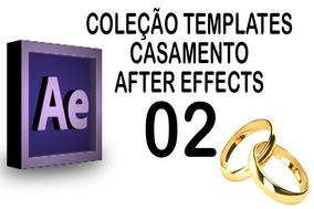 Templates Editáveis After Effects Para Casamentos 02