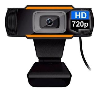 Camara Web Webcam Para Pc Con Microfono Hd 720p Zoom Noga