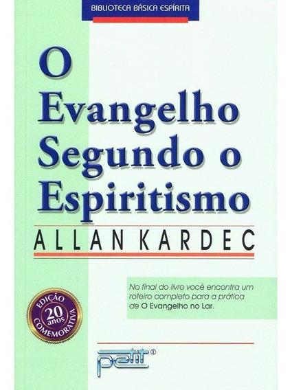 Evangelho Segundo O Espiritismo (o) - Editora Petit