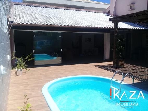 Vendo Casa Na Lagoa Da Conceição Com 04 Dormitórios E Suíte - 3642