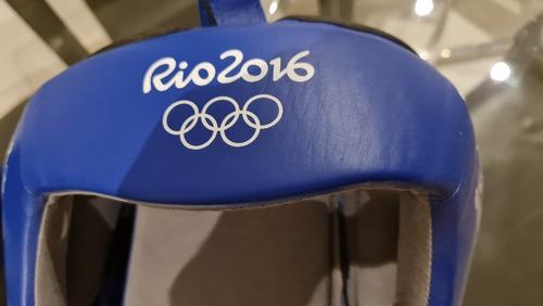 Capacete De Box Olimpiada Rio2016