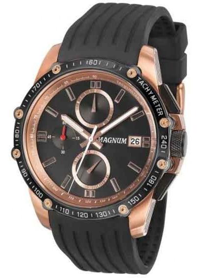 Relógio Magnum Masculino Cronógrafo Ma33568p
