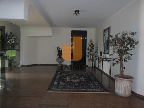 Apartamento Para Venda / Locação No Bairro Higienópolis Em São Paulo - Cod: Pe58 - Pe58