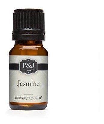 Jasmine Premium Grade Fragrance Oil - Perfume Oil - 10ml