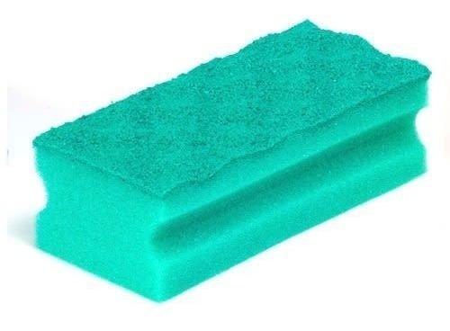Caja Esponja Salvauñas Pur Active Verde Vileda Professional